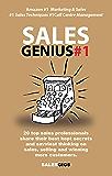Sales Genius 1: 20 top sales professionals share their sales secrets