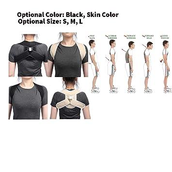 2842be58f56 Adjustable Upper Back Shoulder Support Posture Corrector Adult Children  Corset Spine Brace Back Belt Orthotics Back