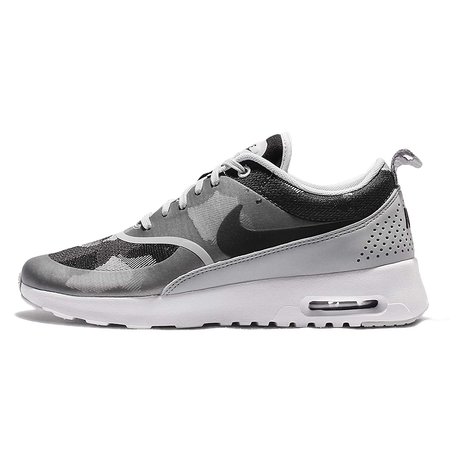 new product 474a2 59bf4 Amazon.com  Nike Womens Wmns Air Max Thea JCRD, PURE PLATINUMBLACK-WOLF  GREY, 5.5 US  Fashion Sneakers