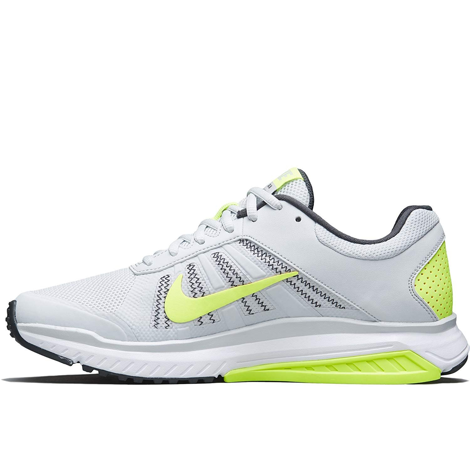premium selection 8ee0b cb1e2 NIKE Dart 12 MSL Men's Running Shoes: Buy Online at Low Prices in India -  Amazon.in