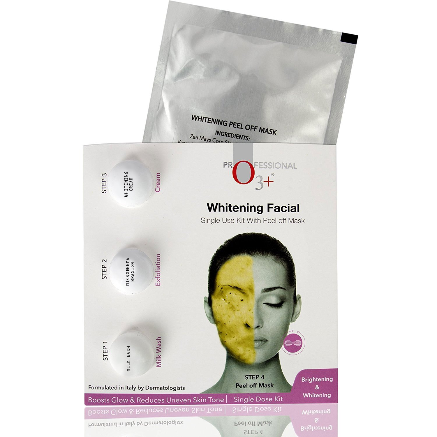 O3 Whitening Facial Kit Amazon Beauty