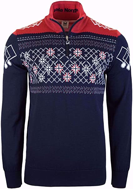 Hombre Dale of Norway Dale Christmas Masc Sudadera