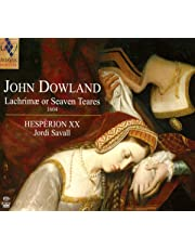 Dowland: Lachrimae Or Seaven Teares ; Hesperion XXI, Jordi Savall