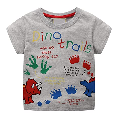 BABY BOY SPANISH  TEESHIRT AND SHORTS SET 100/% COTTON WITH DINOSAUR PICTURE