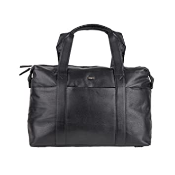 Large Genuine Leather Montana Brown or Black Travel Bag by Bon ...