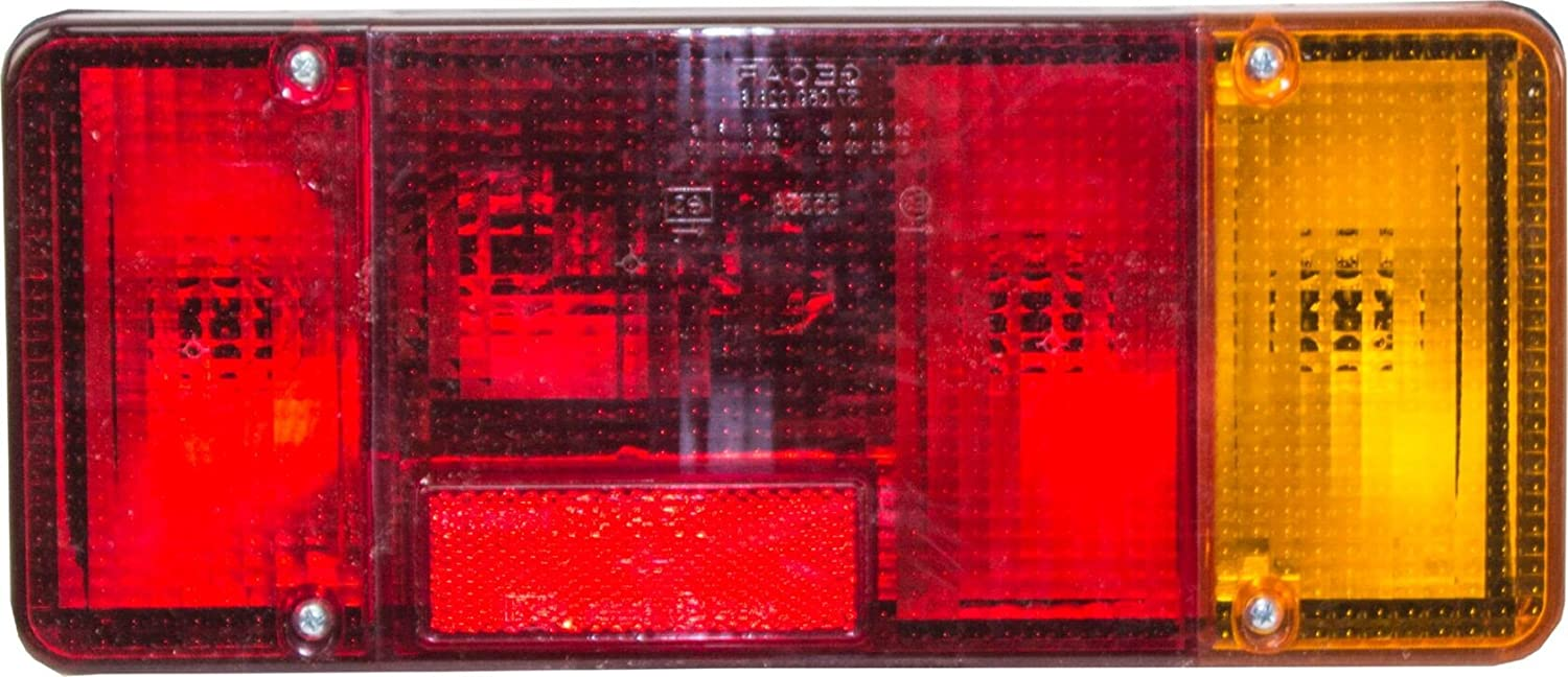 TarosTrade 41-0448-R-10134 Tail Light For Open Carrier E