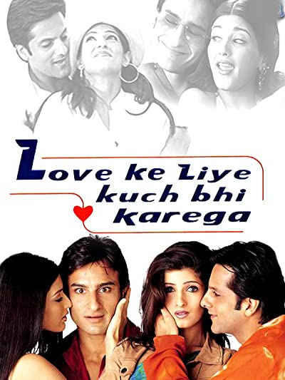 Love Ke Liye Kuch Bhi Karega 2001 Full Hindi Movie Download 300MB 480p HDRip