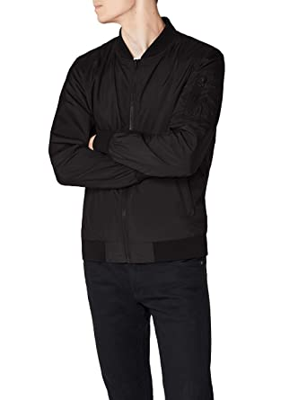 Urban Classics Light Bomber Jacket For Men At Amazon Men S Clothing