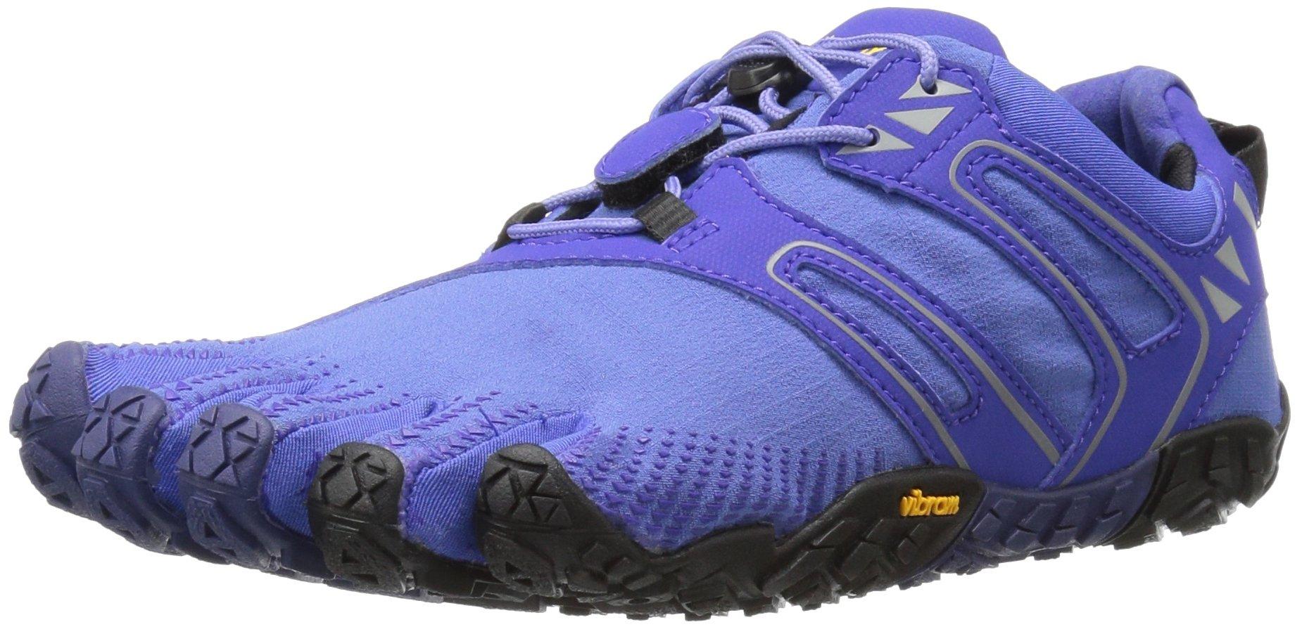 Vibram Women's V Trail Runner Purple/Black 36 EU/6 M US