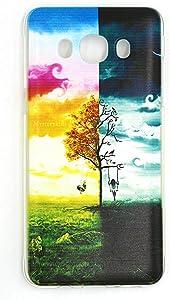 Genérico TPU Cover Carcasa Funda para Samsung SM-J3109 Galaxy J3 6 Duos TD-LTE / Galaxy J3 2016 5.0