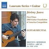 Guitar Recital: Jeremy Jouve