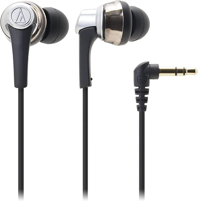 Audio technica CKR Series Canal Type Earphone Black ATH CKR 5 BK UnboxJapan Exclusive  Headphones