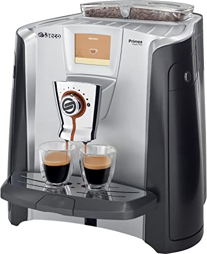 Saeco Primea Touch Plus Redesign Automatic Espresso Manchine
