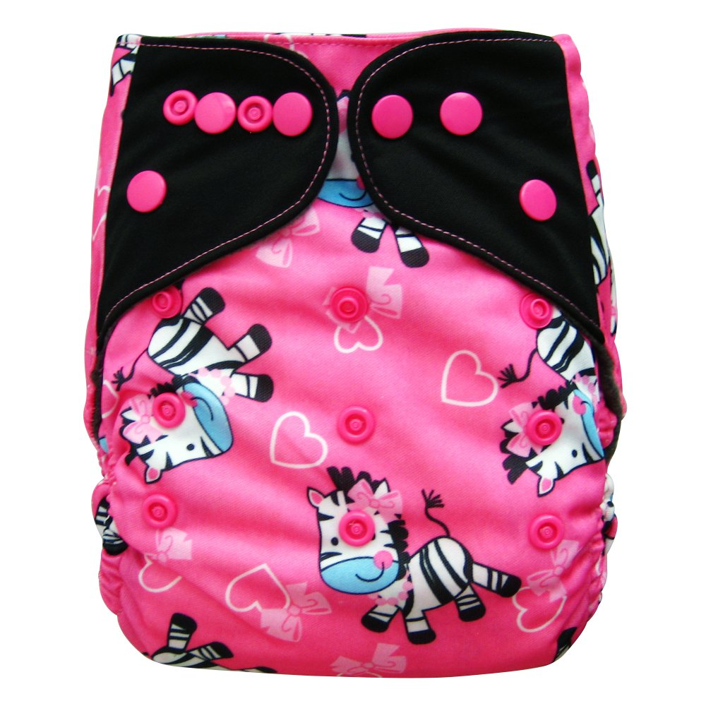 Top 6 Best Cheap AIO Cloth Diapers Reviews in 2021 10