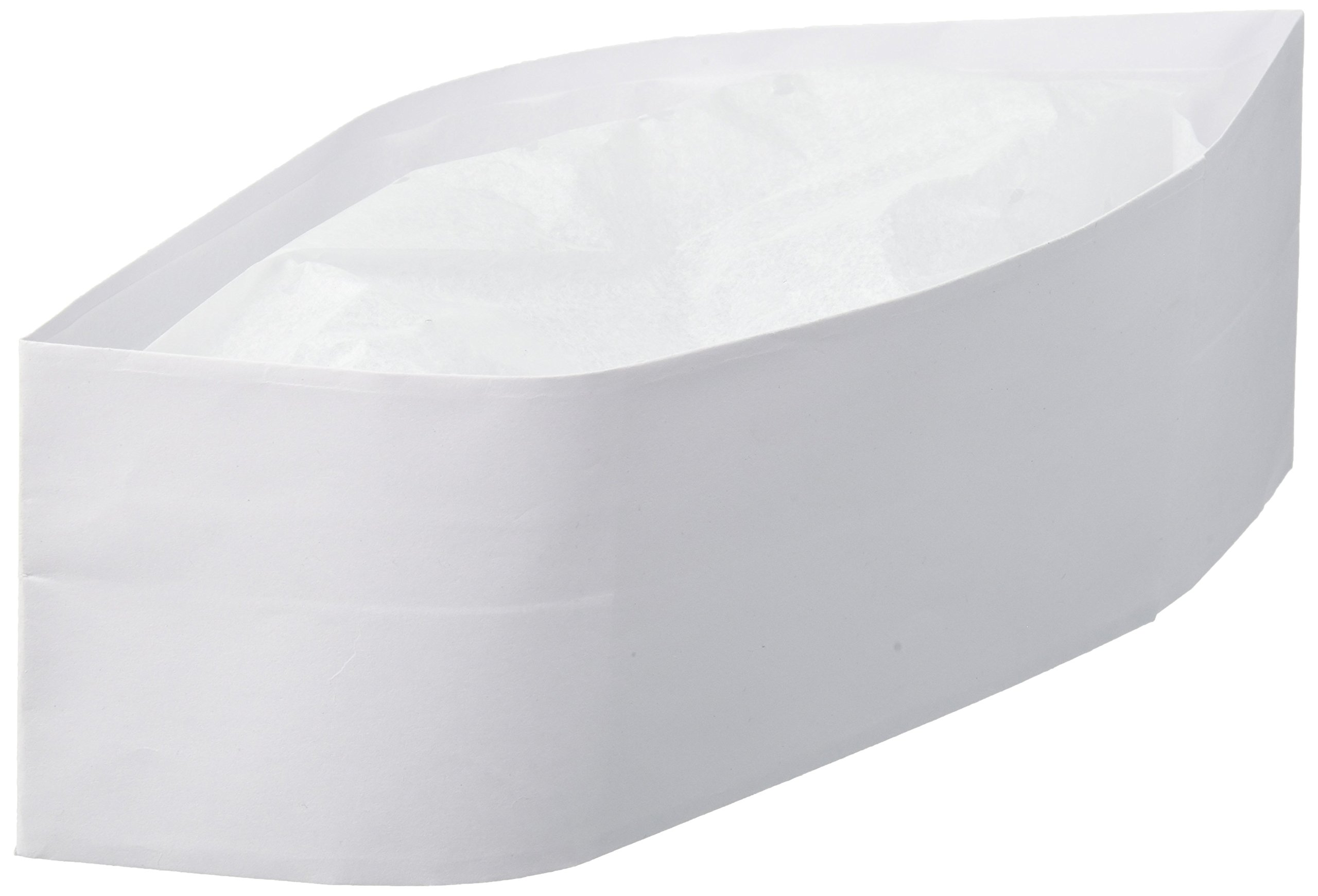Winco DCH-3 Disposable Chef's Hat, 3-Inch by Winco