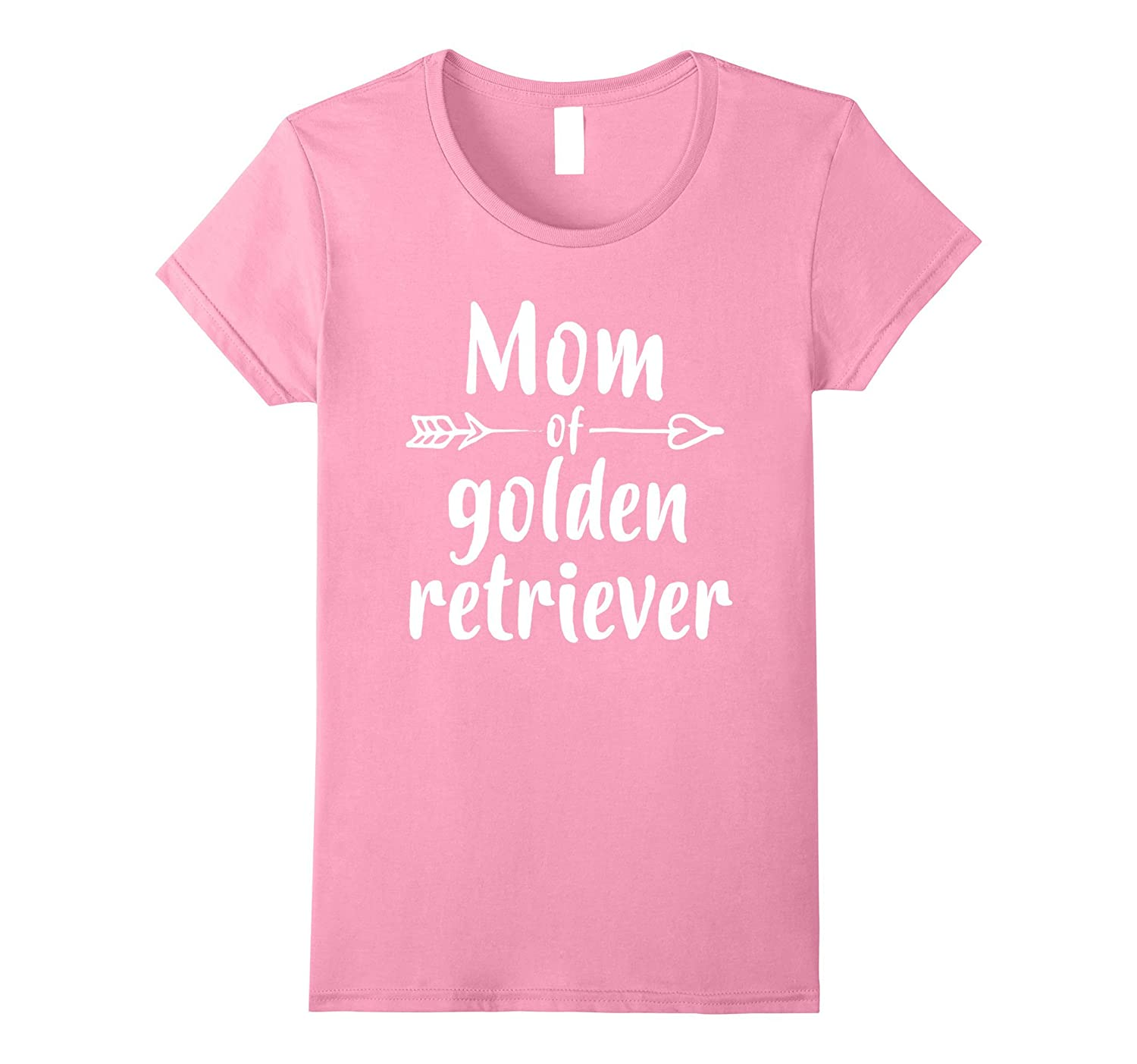 Mom of Golden Retriever Shirt Mother's Day Gift Dog lover-TH