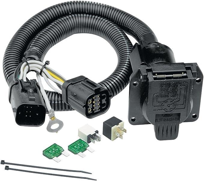 Tekonsha 118266 7-Way Tow Harness Wiring Package