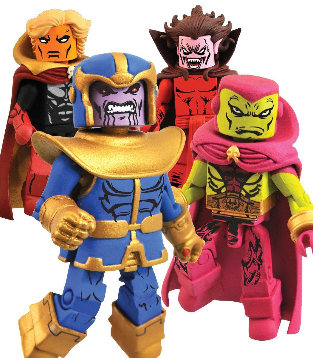 Marvel Minimates Infinity Gauntlet Drax the Destroyer