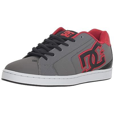 DC Men's NET Skate Shoe, Grey/Black/Grey, 14 M US: Shoes