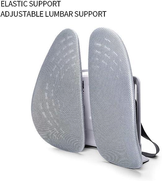 Amazon.com: Miekze - Almohada lumbar para respaldo ajustable ...