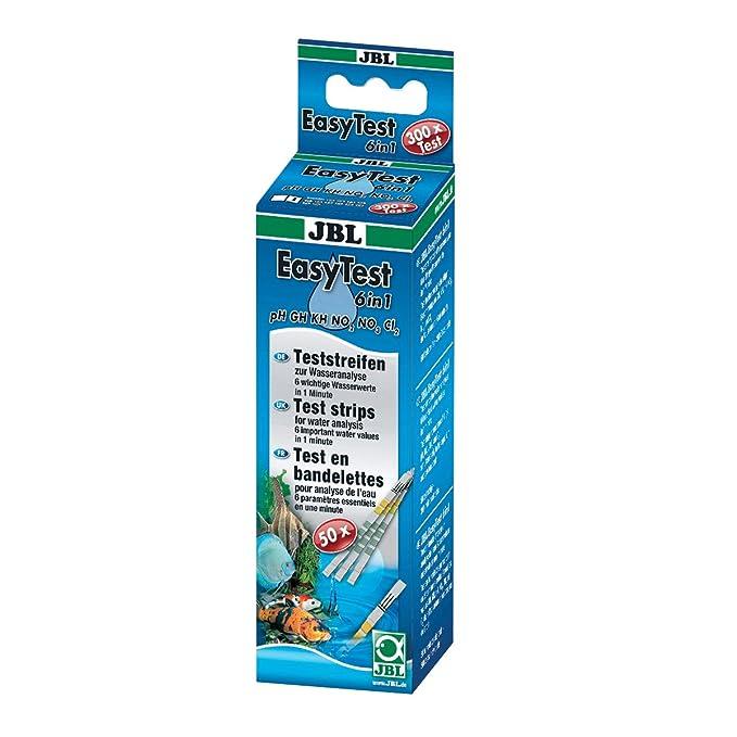 JBL PondCheck-test rapide pour la détermination du pH et KH-valeur Dans L/'eau étang
