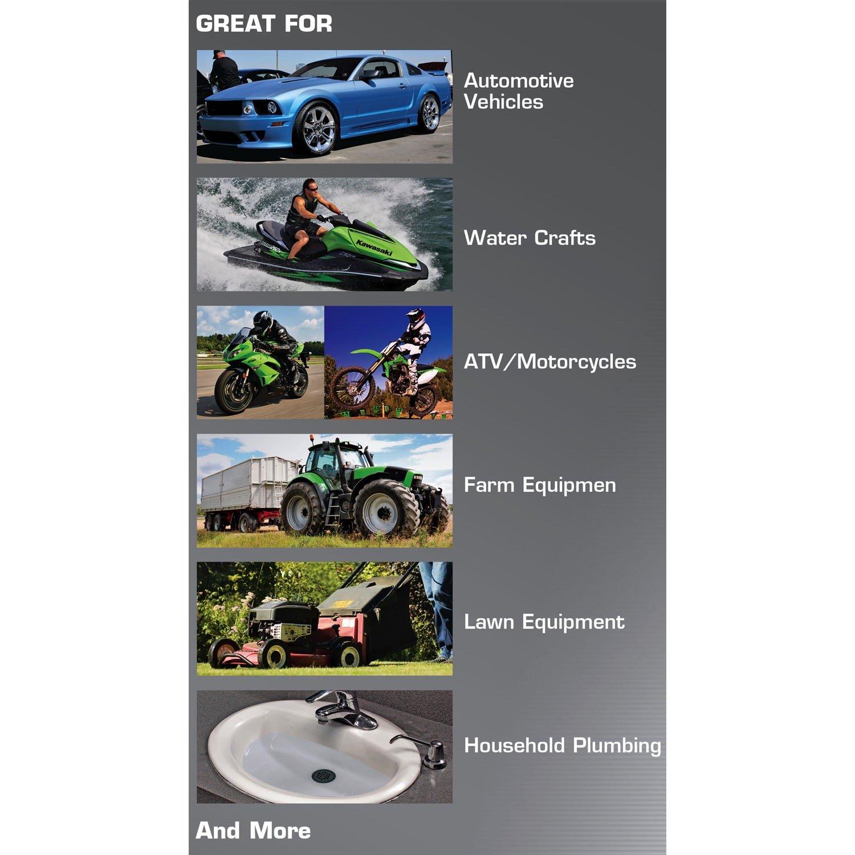 Powerbuilt 6.3Qt. (6L) Oil/Fluid Extractor - 647570 by Powerbuillt (Image #6)