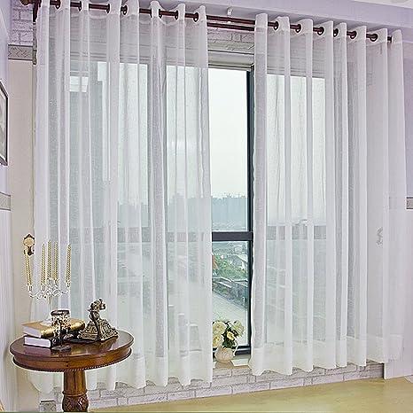 Kinlo® Tende con occhielli 135 x 245 cm, Tende/Tendaggi per interni ...