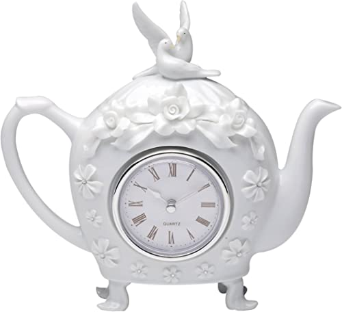 Appletree Design The Perfect Wedding Teapot Clock