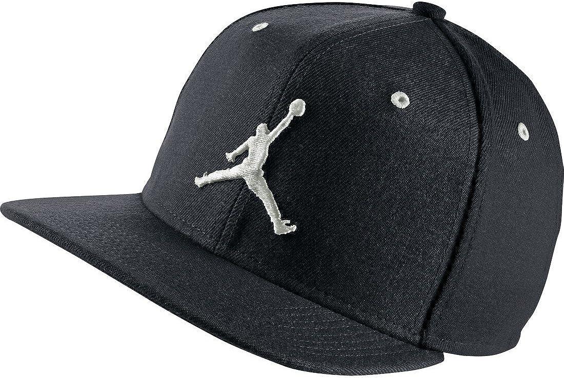 Nike Jumpman Snapback Visera Línea Michael Jordán, Unisex Adulto ...
