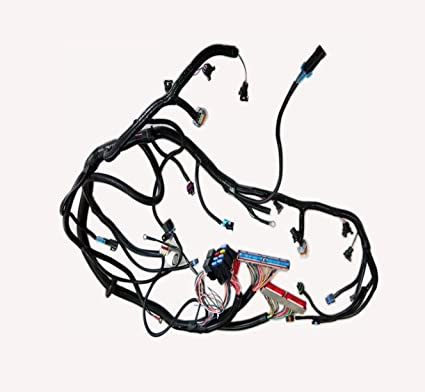 amazon com: new ls1 / ls6 5 7l engine standalone wiring harness w/4l60e  transmission: automotive