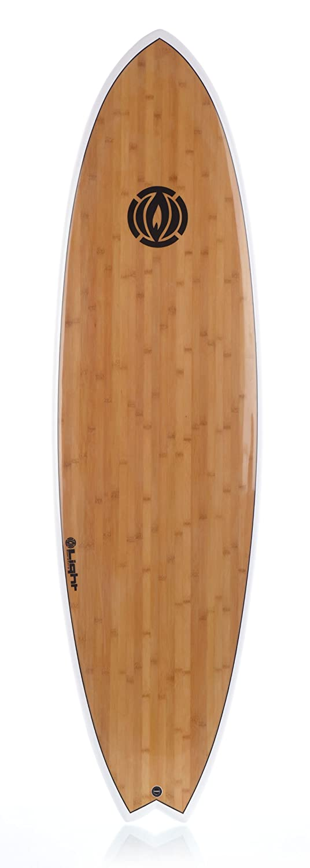 Light Bms Surfboard Big Fish Bamboo