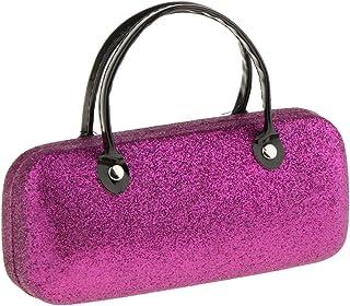 Sharplace Brillenetui Brillenbox Sonnenbrillen Box Hartschalen Etui Hardcase, schöne Farben Auswählbar Handtasche Design, tragbar