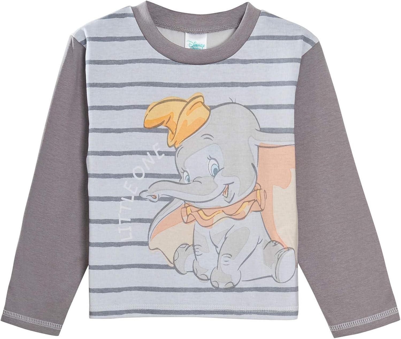 Disney Dumbo Pigiama per Bambini e Bambine Unisex
