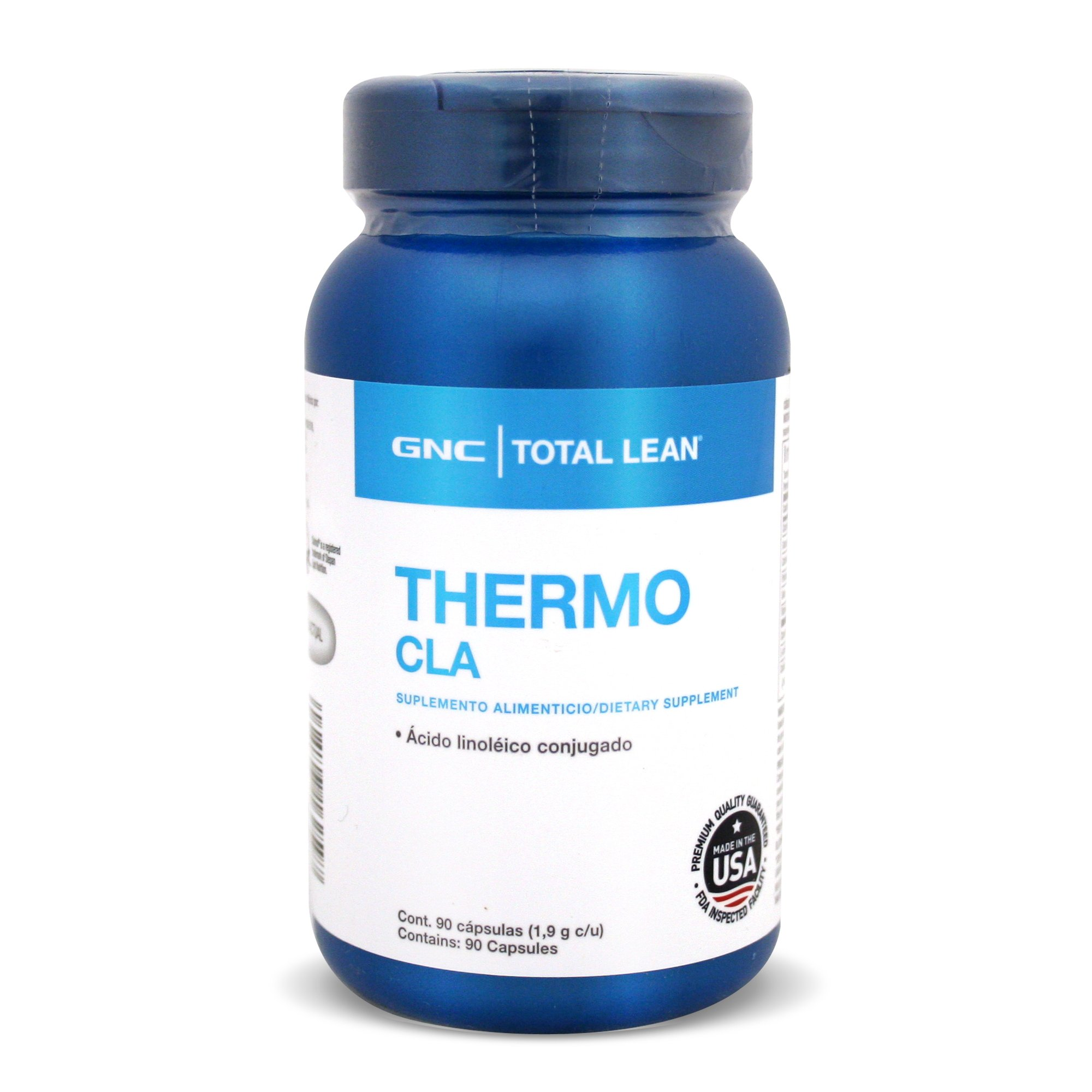 GNC Total Lean Thermo CLA for Healthy Body Composition and Lean Muscle Maintenance - 90 Count by GNC (Image #1)