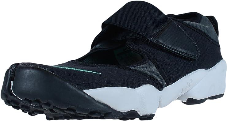 Nike Air Rift para hombre zapatillas de running 308662 Zapatillas zapatos, color Negro, talla 45 EU: Amazon.es: Zapatos y complementos