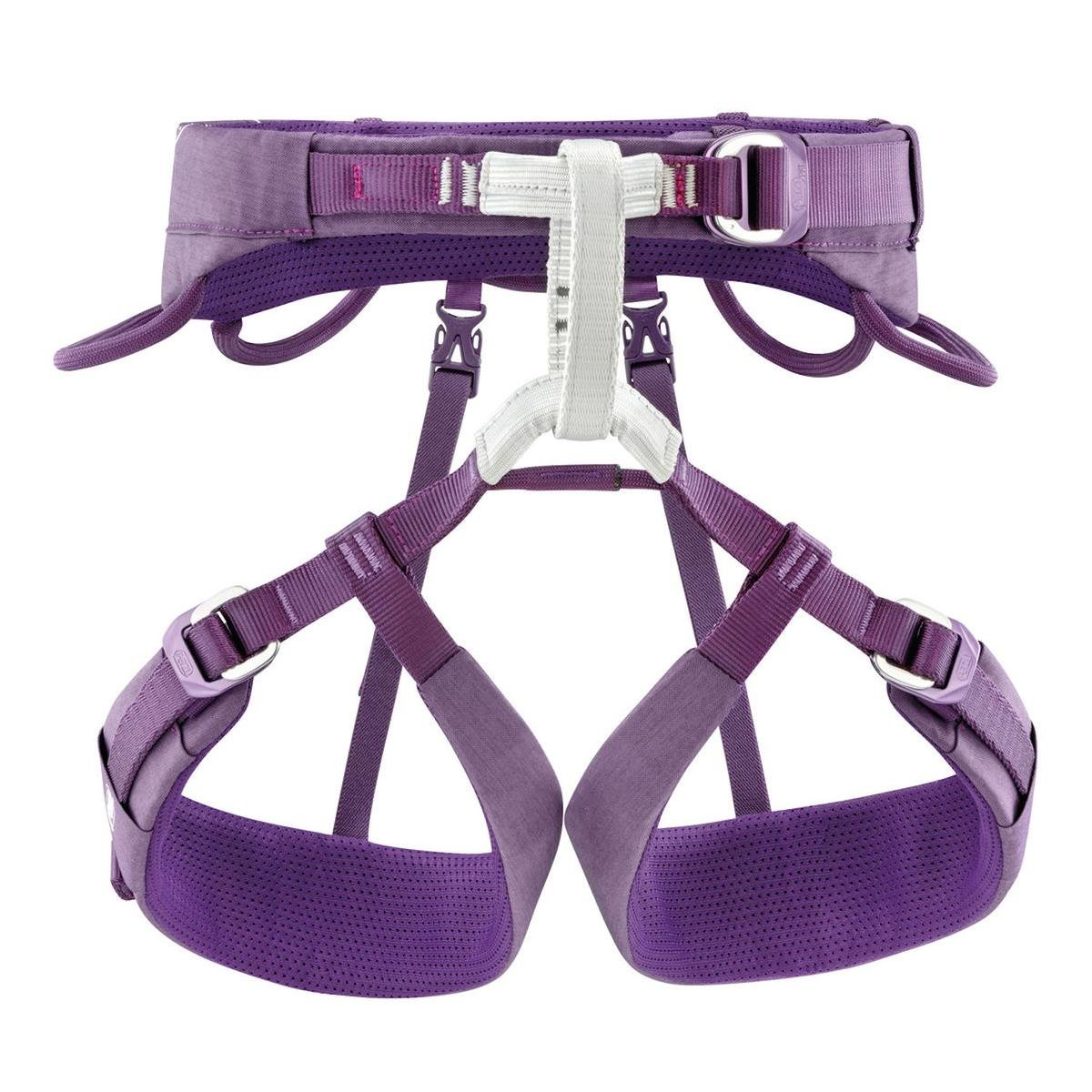 PETZL Luna Climbing Harness - Women's Plum Small by PETZL