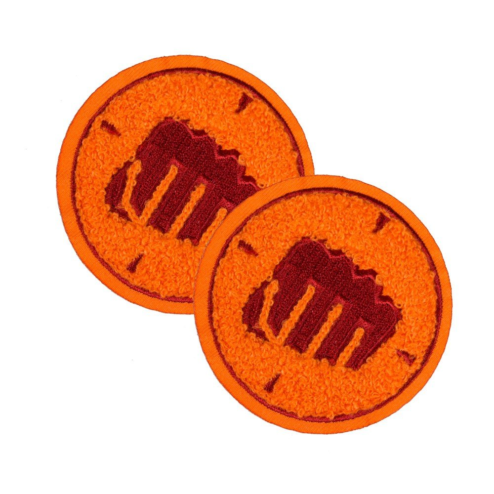 Team Fortress 2 Heavy Patches: Set of 2, Team Red by Team Fortress