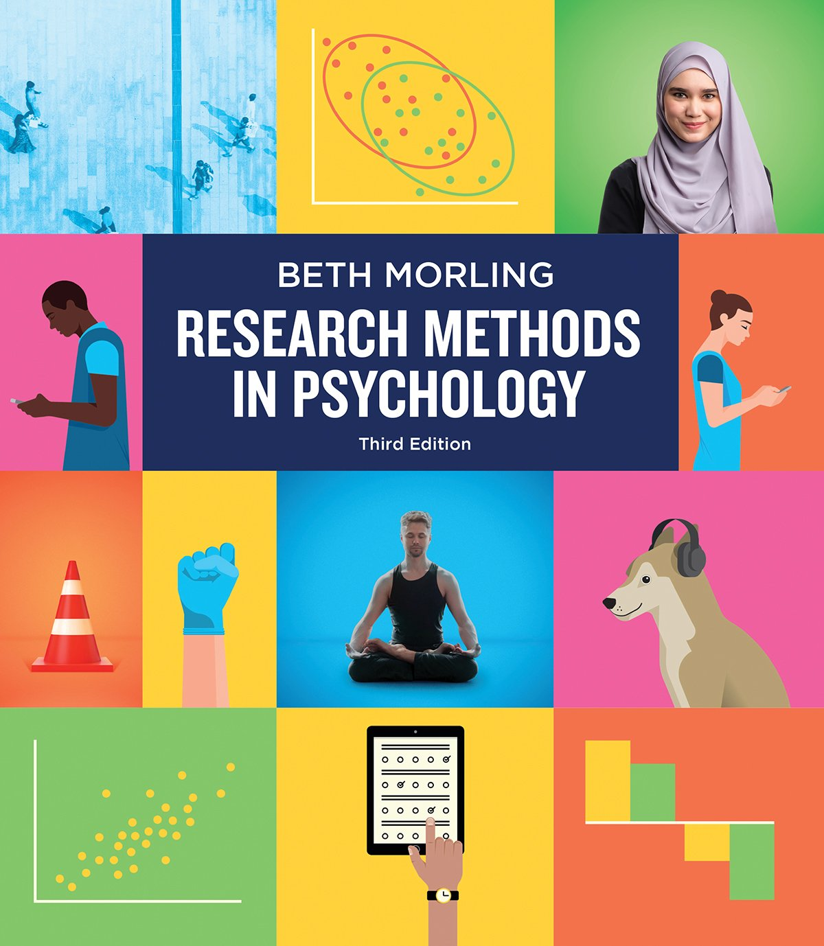 Research Methods in Psychology: Evaluating a World of Information (Third Edition) by W. W. Norton & Company
