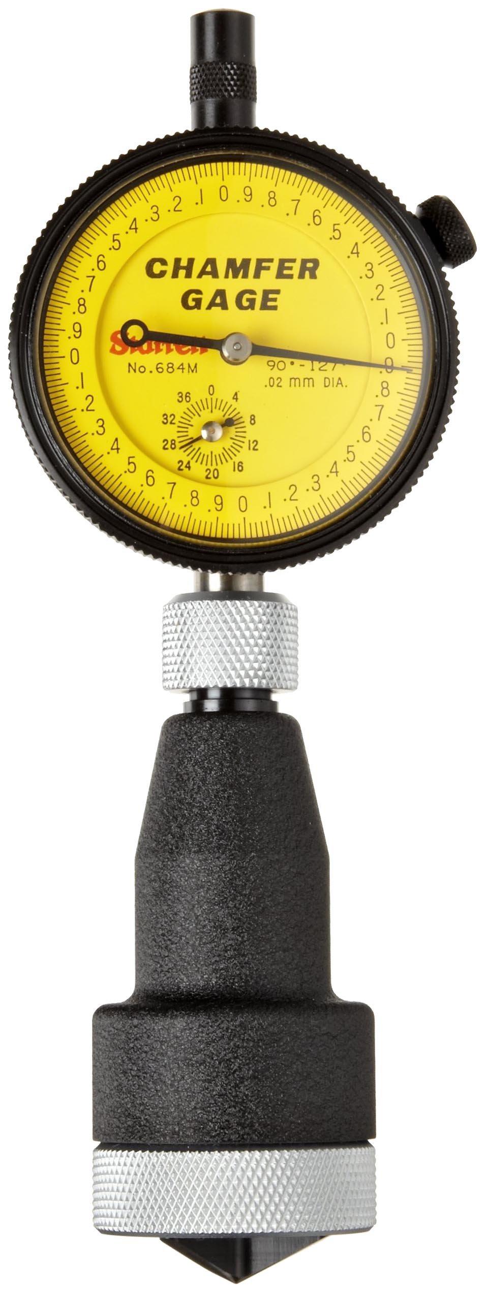 Starrett 684M-3Z Millimeter Reading Internal