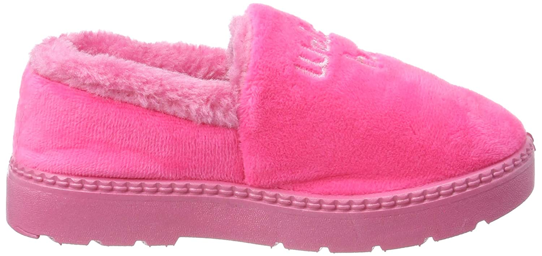 Zapatillas de Estar por casa Gato para ni/ña ni/ño Pantuflas Invierno Interior Suave Casa Caliente Zapatos Antideslizantes Peluche de Animales Slippers Mujer Hombre
