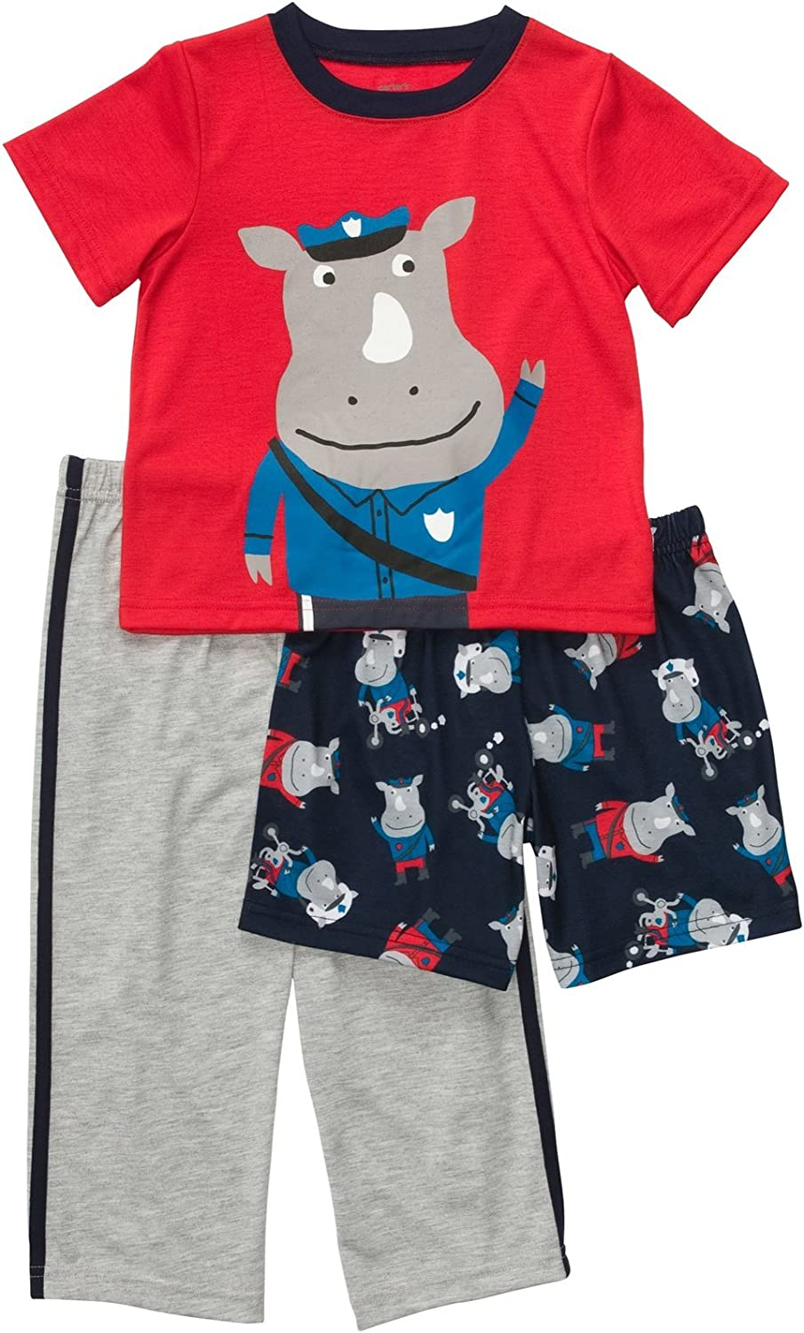 Rhino Police-24 Months Carters 3-Piece Poly