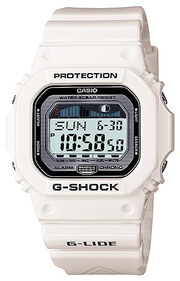 Reloj Casio G-shock - Reloj G Shock G-Lide GLX-5600 - 7JF hombres de: Amazon.es: Relojes