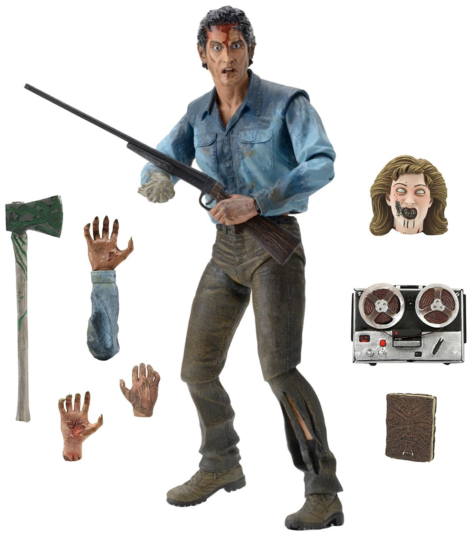 Evil Dead 41957 27 Ultimate Esche Action Figur
