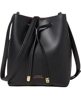 3e2c45e18 Amazon.com: LAUREN Ralph Lauren Women's Dryden Alexis Tote Black ...