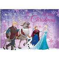 Undercover FRSW8022 - Calendario dell'Avvento Disney Frozen