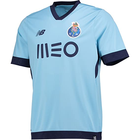97874611ebc New Balance FC Porto 17 18 3rd S S Replica Football Shirt - AIB ...