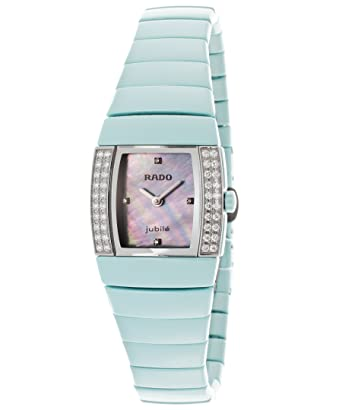 b2be761403a Image Unavailable. Image not available for. Color  Rado Women s Sintra Super  Jubile ...