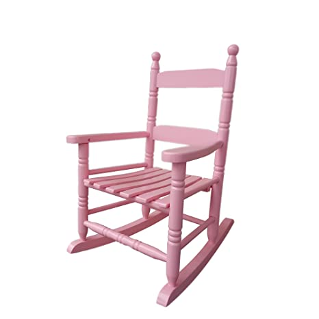 Rockingrocker   K10PK Pink Childu0027s Rocking Chair/porch Rocker   Indoor Or  Outdoor   Suitable