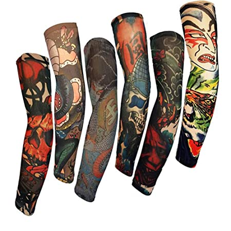 Mangas para Tatuajes, Brazo Protector para el Sol, Polainas para ...