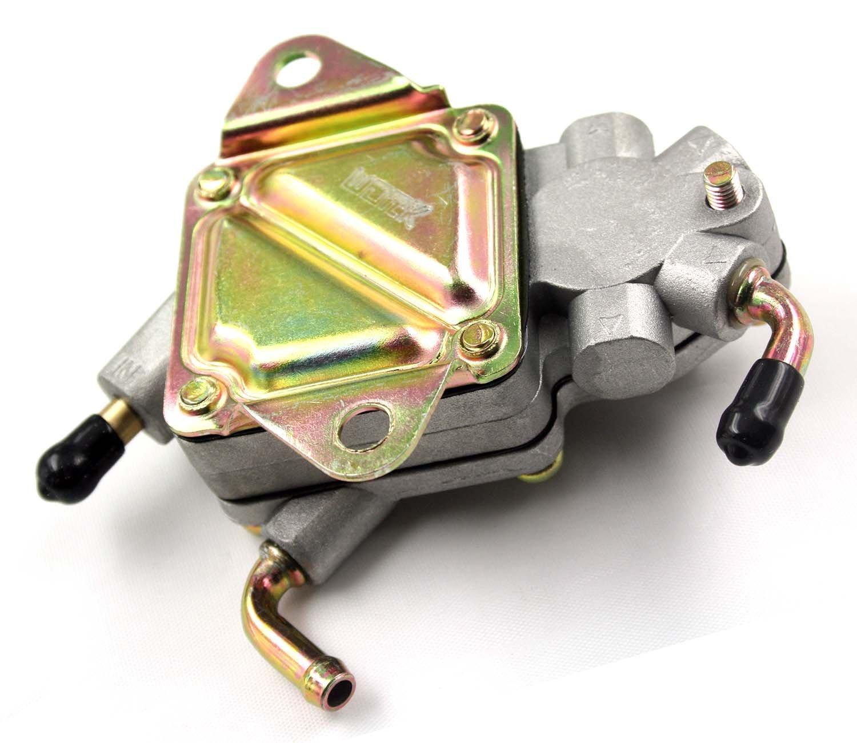 Xtremeamazing New Fuel Pump For Yamaha Rhino 450 660 Utv 5ug 13910 01 0 5ug13910010 Yxr450 Yxr660 Usa Seller 1 Electric Pumps